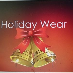 Holiday Wear  (various sizes)